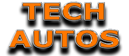 This is our Tech Autos logo